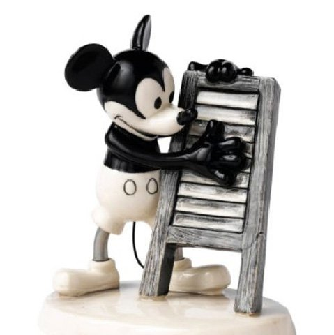 Royal Doulton Disney Mickey Mouse Washboard Melody Figurine