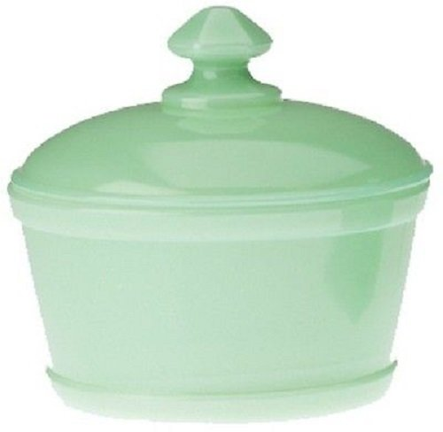 Butterdish/Butter Tub - Jade - American Made - Mosser USA