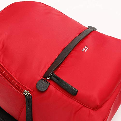 Rouge Genio Dos MISAKO Sac A R7IFw0q