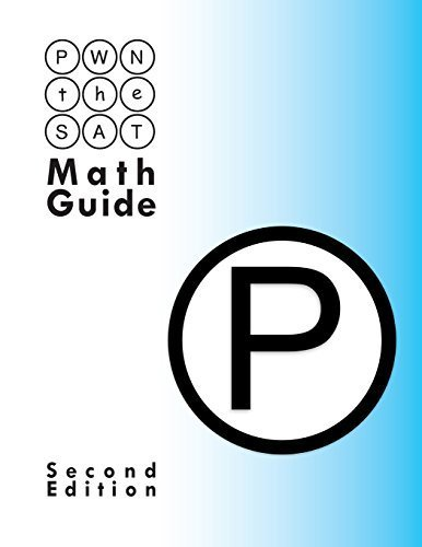 PWN the SAT: Math Guide by Mike McClenathan (2013-01-04)
