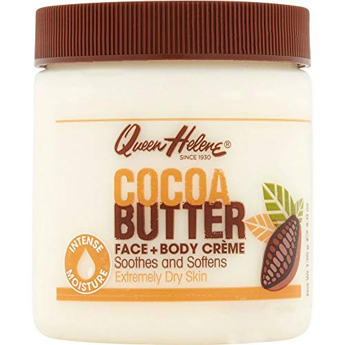 Queen Helene Cocoa Butter Face & Body Crème, 4.8 Oz