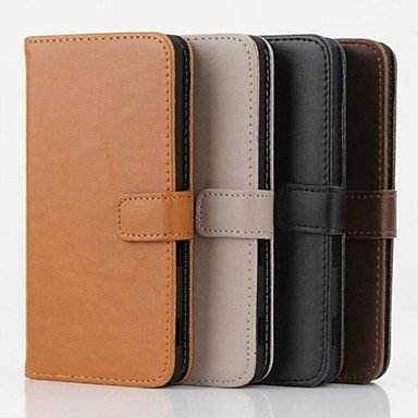 Amazon.com: Cases, 4.8 Inch Luxury Pattern Wallet Leather ...