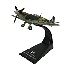 Spitfire Mk Vb Fighter Aircraft diecast 1:72 model (Amercom SL-3)