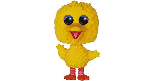 """Sesame Street Snuffleupagus 6/"""" de gran tamaño POP VINILO FIGURA FUNKO NUEVO"""