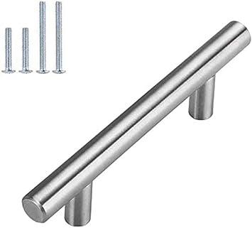 Cabinet Handle Wardrobe Handle Drawer Handle Zinc Alloy for Workshop Hardware Workshop Accessories 6008-single Hole Pull Handle