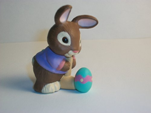 Rabbit Playing Croquet Merry Miniature