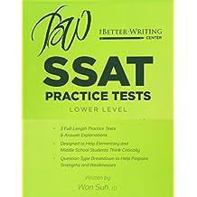 SSAT Practice Tests: Lower Level