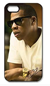 Jay-z Signed HD image case cover for iphone 5 black A Nice Present by runtopwell