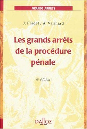 """Résultat de recherche d'images pour """"LES GRANDS ARRETS DE PROCEDURE FISCALE"""""""