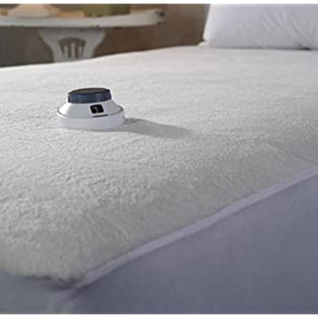 sunbeam therapeutic heated mattress pad manual