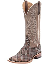 Horse Power Mens Sabotage Western Boot Square Toe - Hp1082 Move