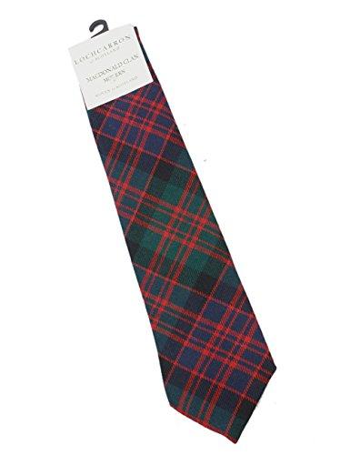 (Irish Tie MacDonald Tartan 56