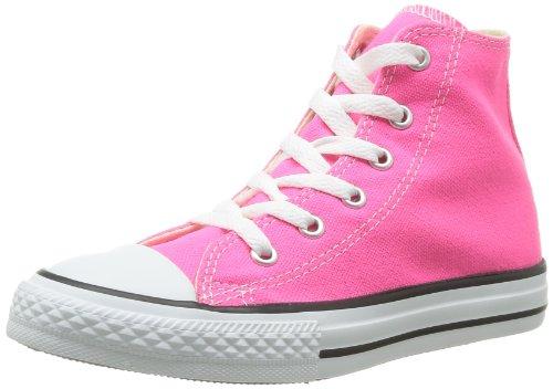 Converse Chuck Taylor All Star Season Hi,Unisex - Kinder Sneaker Pink (ROSE ELECTRIC)