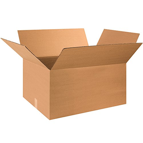 BOX USA B281812 Corrugated Boxes, 28