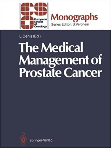 Book The Medical Management of Prostate Cancer (ESO Monographs)