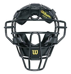 Wilson Dyna-Lite Umpire and Catcher's Face Mask by Wilson