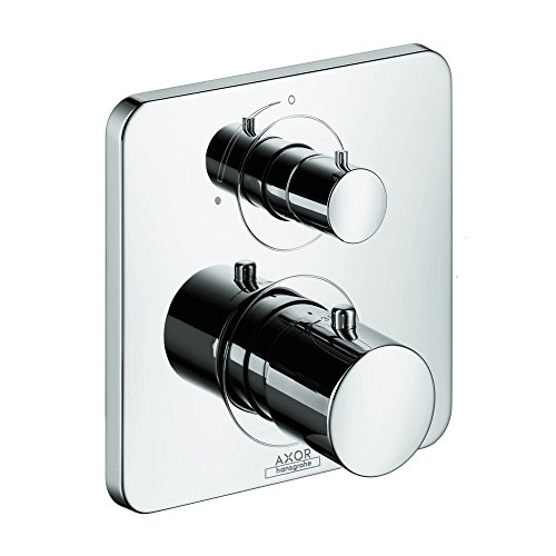 Axor Citterio Collection (AXOR 34705001 Citterio M Thermostatic Trim with Volume Control, Chrome)