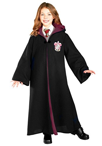 [Rubies Costume Co. Inc girls Big Boys' Child Deluxe Gryffindor Robe X-Large] (Hogwarts Costumes For Girls)