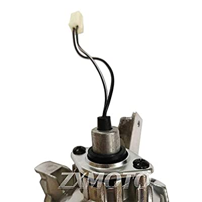ZXMOTO Rear Turn Signal Indicator Light for 2008 2009 2010 Suzuki GSXR600 GSXR750 K8,GSXR1000 K7 2007-2008 Smoked Lens: Automotive