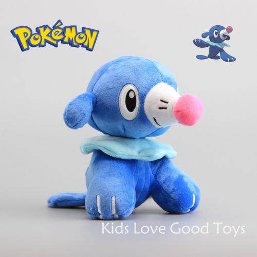 Pocket Monster Pokemon Plush Doll Popplio Soft Toy Kids Christmas Gift Present