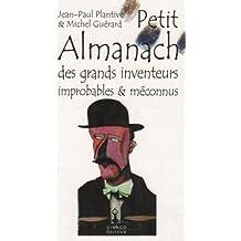 ALAMNACH DES INVENTEURS IMPROBABLES (L')
