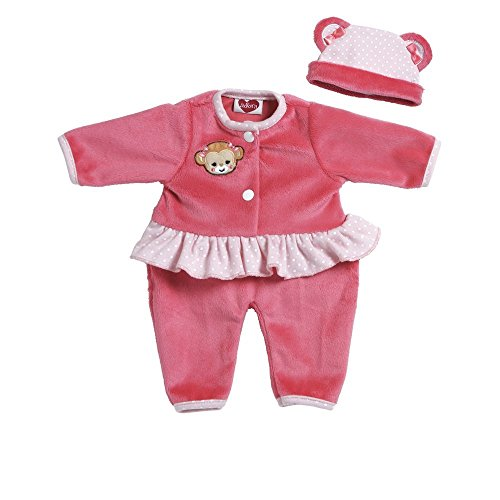 Adora Doll Clothes - Adora Playtime Baby Outfit - Pink Monkey