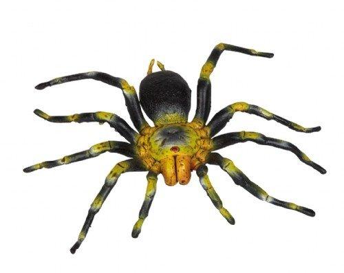 Tarantula Spider-Lifelike Rubber Arachnid Replica 6 Inches ()