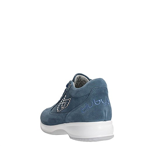 Blu Byblos 662000 Sneakers Donna Scamosciato Jeans Jeans 40