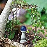 Fairy Garden Trellis Arbor