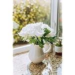 Flora-Bunda-Artificial-Flowers-Faux-Plant-115-Tall-White-Peony-in-Ceramic-PotWhite-Peony-115