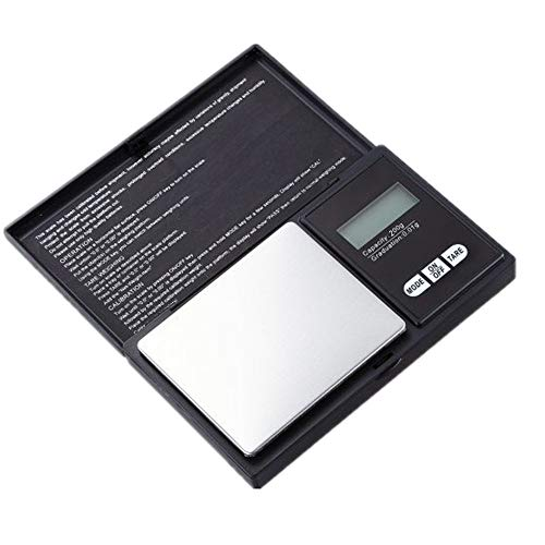 - Lovewe Electronic Digital Scale, 200g 0.01g LCD Precision Digital Scales for Gold Jewelry Gram Balance Weight Scale, 0.01 Weight Electronic Scale - Ship from US