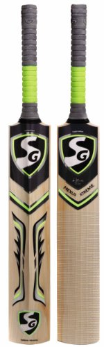 SG Nexus Xtreme English Willow Cricket Bat, Full Size SH, Medium Weight by Unknown
