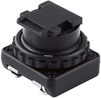 MSA-MIS Blitzschuh-Adapter Standard ISO 518 Blitzschuh kompatibel f/ür Sony Multi Interface