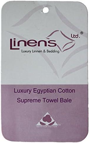 Linens Limited Hotelhandtuch-Set Supreme Flieder 500 g//m/² 6-TLG - /Ägyptische Baumwolle