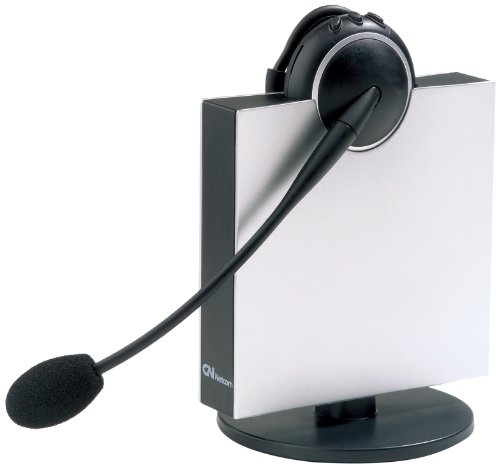 Jabra GN9125 Mono Flex-Boom Wireless Headset for Deskphone ()