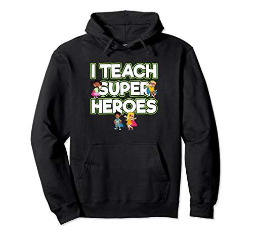 Professor Adult Hoody Sweatshirt - 3