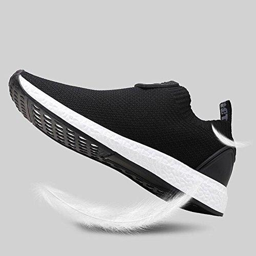 Hombres Desodorante Casual Al Antideslizante Red Malla Correr Aire C Para Transpirable De Libre Deportes Zapatos Ocio vw1a54