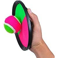 Genmine Velcro Bola y Atrapa Juego para Niños