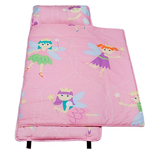 - Wildkin Cotton Nap Mat, Fairy Princess
