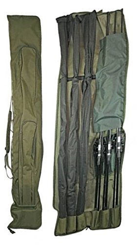 Rod Holdall / Rod Bag In Olive Green!! 111 by NGT