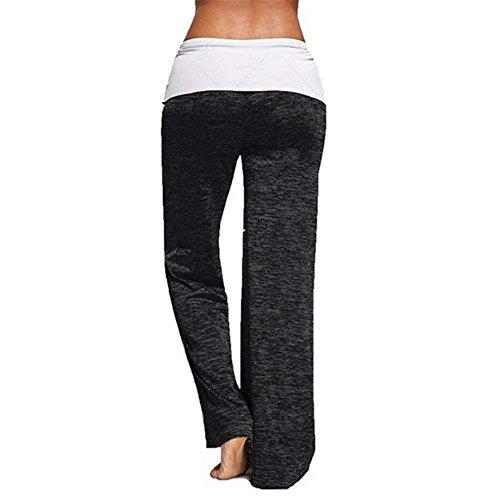 Larghi Prodotto High Baggy Pantaloni Libero Emmala Larghi Fashion Pantalonichic Coulisse Plus Monocromo Pantalone Donna Tempo Con Pantalone Pantalone Jogging Elegante Hipster Waist 6wxIp0xX