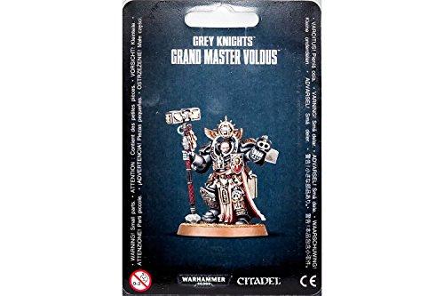 Grey Knights Grand Master Voldus PLASTIC Warhammer 40K Games Workshop