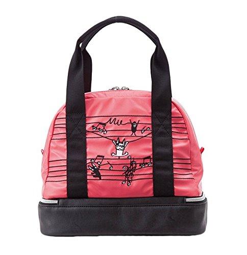 MU Sportsレディースポーチバッグ、703u6011 B075KPZRGV  ピンク