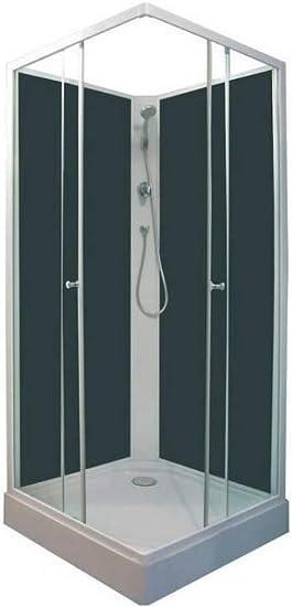 Aqua Plus sachcabnhmig Minea 80/80 de cabina de ducha no Hydro ...