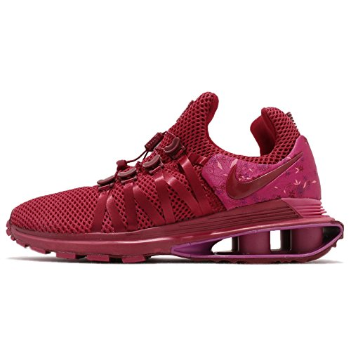 Nike Women's Shox Gravity Shoes (6, Red/Pink)