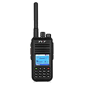 3. Tytera TYT MD-380 DMR Handheld Digital Radio with LCD compatible with Motorola Digital Radio