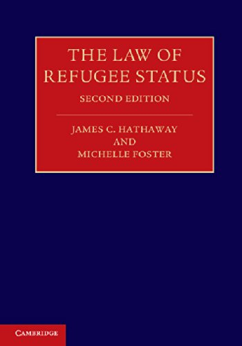 Download The Law of Refugee Status Pdf
