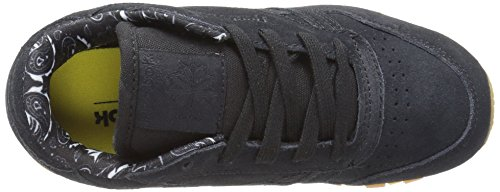 Pictures of Reebok Kids' Classic Leather TDC Sneaker Black/ BD5157 2