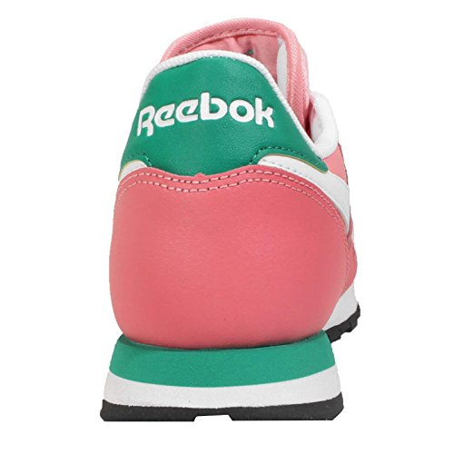 Ii Reebok Leather Mode Femme Cl Seasonal Rose Basket tRqFR1w