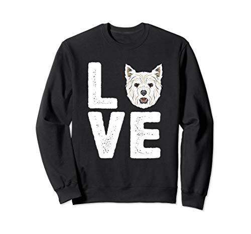 (Westie TShirt West Highland Terrier Lover Sweatshirt)